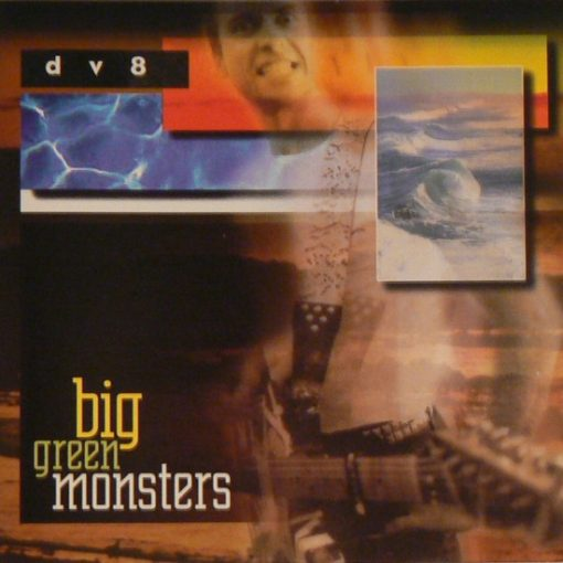 Big Green Monsters CD